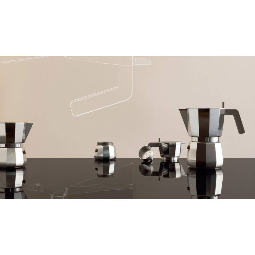 Chipperfield Moka Espresso Makers by Alessi