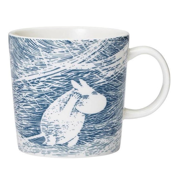 Moomin Mug Snow Blizzard Winter 2020 Edition