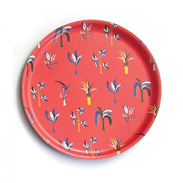 Floriane Jacques Round Tray 35cm