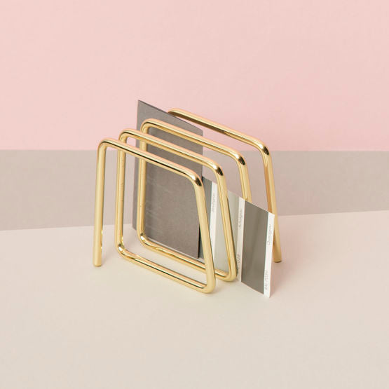 Letter Rack Metallic - indish-design-shop-2
