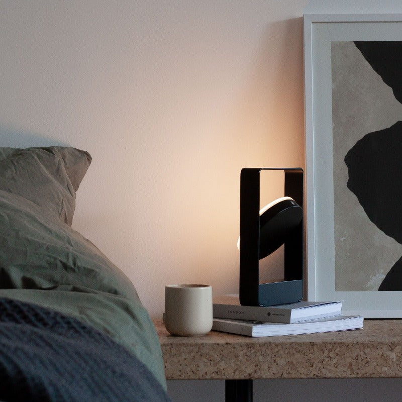 Mouro Lamp in black by Case Furniture