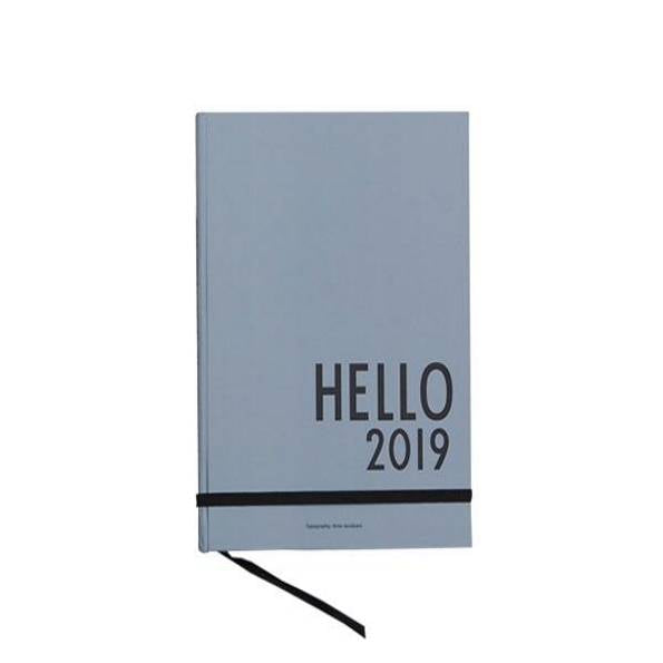 Hello Calendar 2019 - indish-design-shop-2