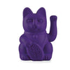 Lucky Waving Cat in violet