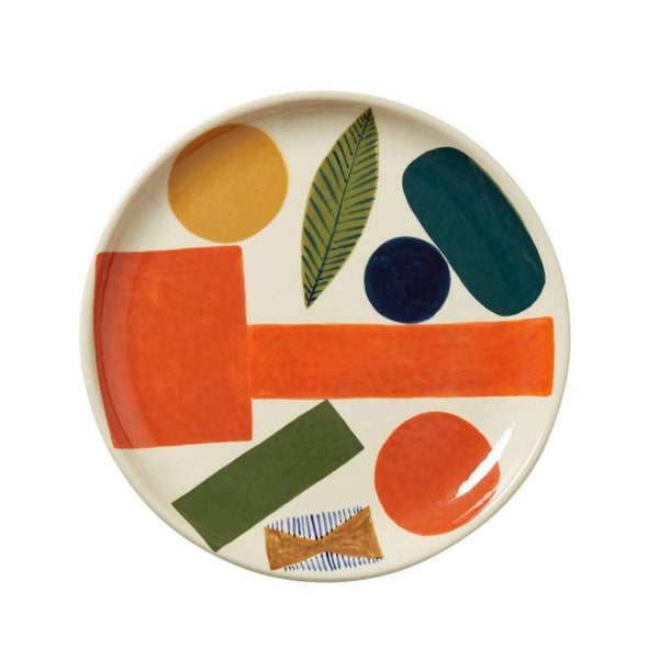 Stoneware Dinner Plate - indish-design-shop-2