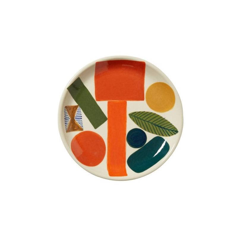 Stoneware Side Plate - indish-design-shop-2