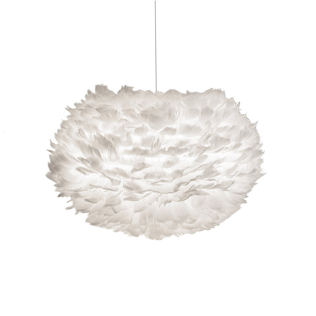 EOS White Feather Light Shade 45 cm