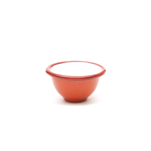 Small Enamel Pinch Pot