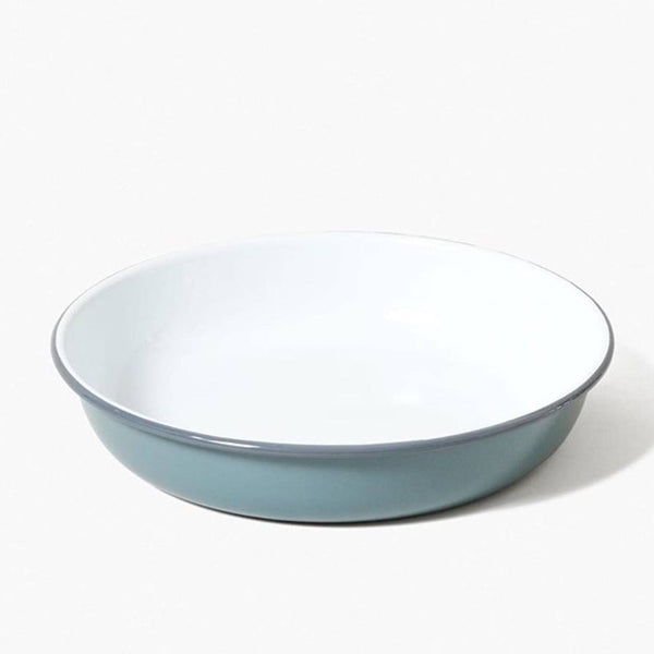 Medium Enamel Salad Bowl - indish-design-shop-2