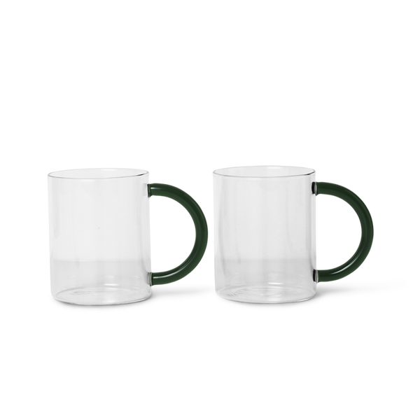 Still Mugs Set of 2