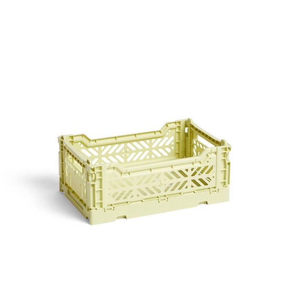 Hay small Colour Crate in lime green