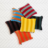 Soft Stripe Cushion 50x50cm - indish-design-shop-2