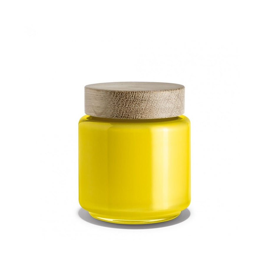 Palet Storage Jar Yellow .5L - indish-design-shop-2