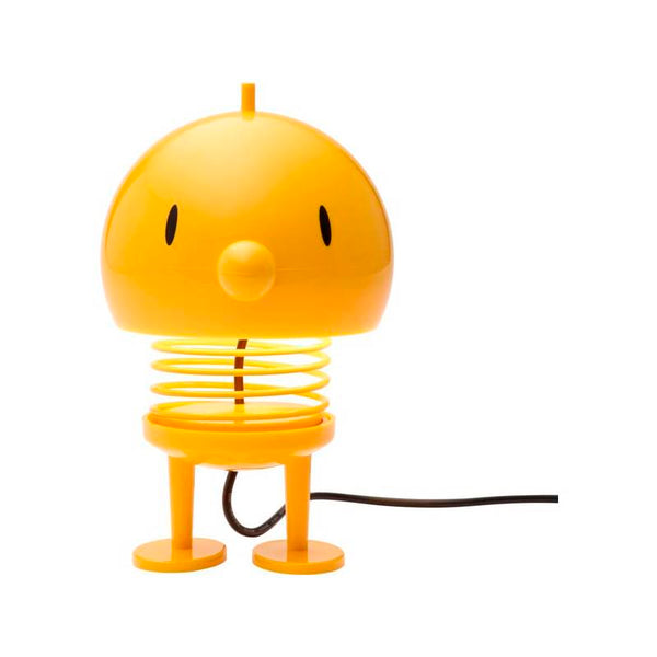 Yellow Bumble Lamp Large