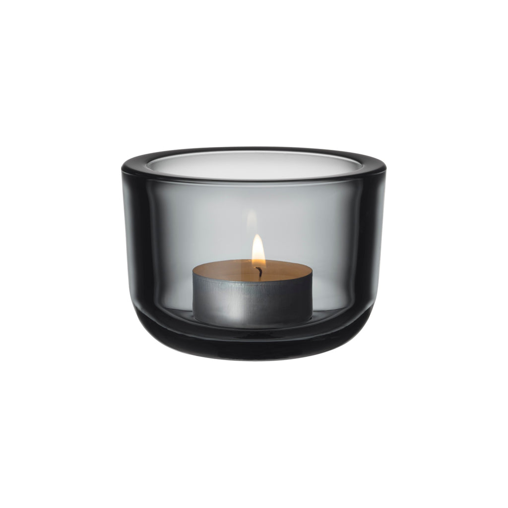 Grey Valkea Votive by iittala