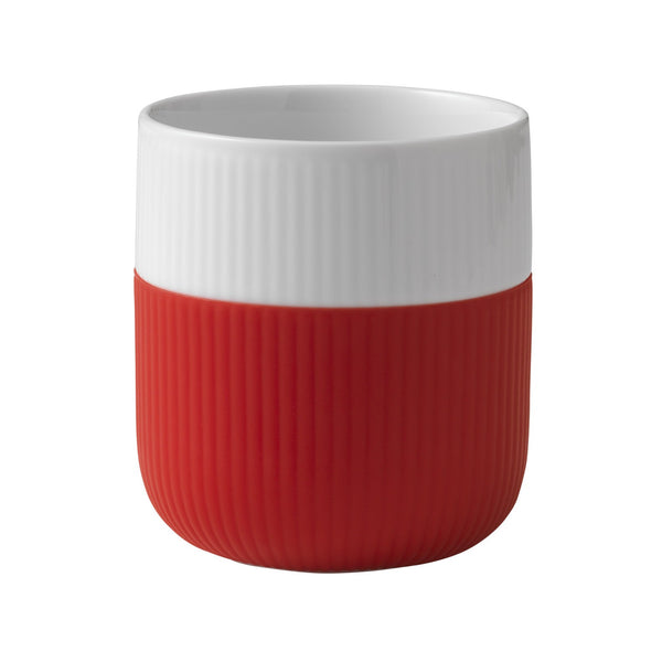 Royal Copenhagen Fluted Contrast Mug - Indish Design Shop  - 1