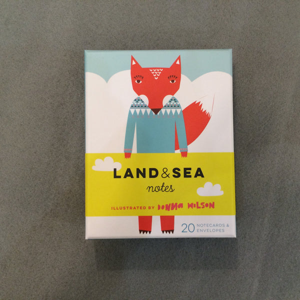 Land & Sea Notes - Indish Design Shop  - 1