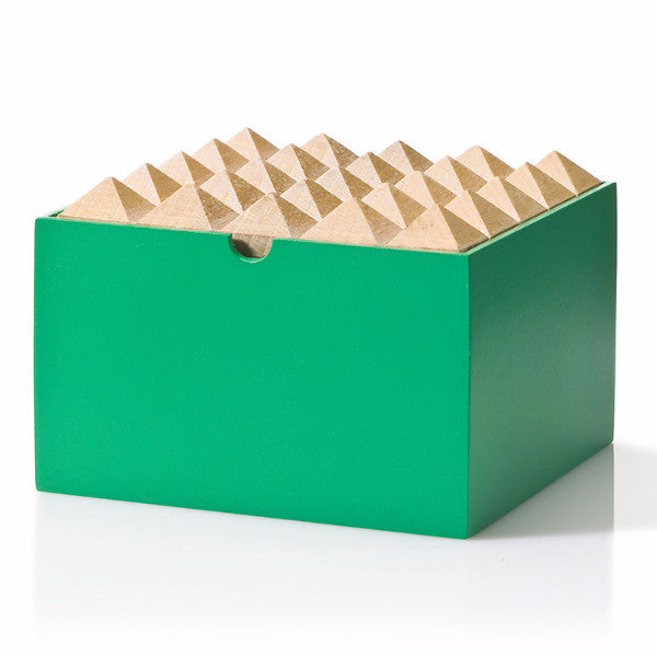 Pyramid Box Medium - Indish Design Shop  - 1
