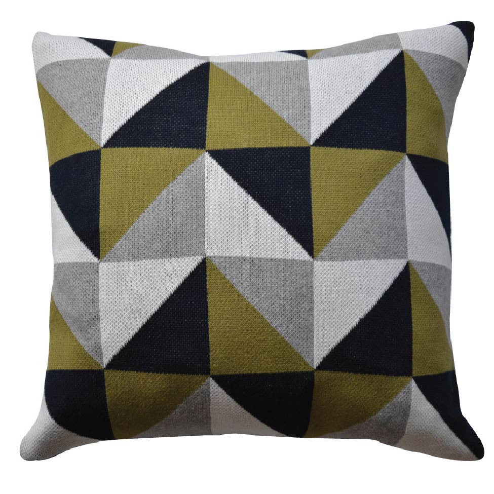Sophie Home Geo Cushion - Indish Design Shop  - 1