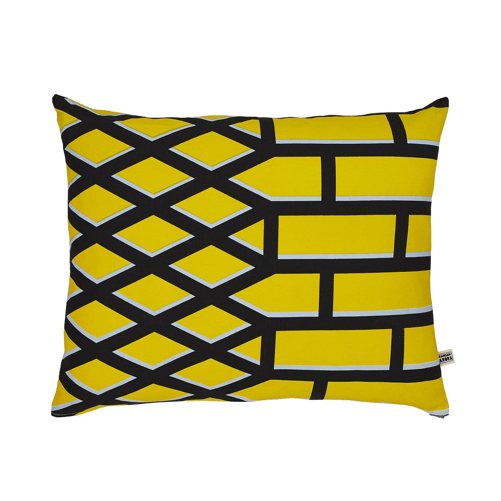 Jali Pop Cushion - Indish Design Shop