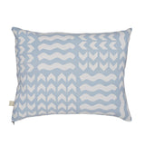 Lucknow Cushion Navy - Indish Design Shop  - 2