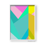 Geometric Print - Indish Design Shop  - 5