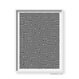 Geometric Print - Indish Design Shop  - 6