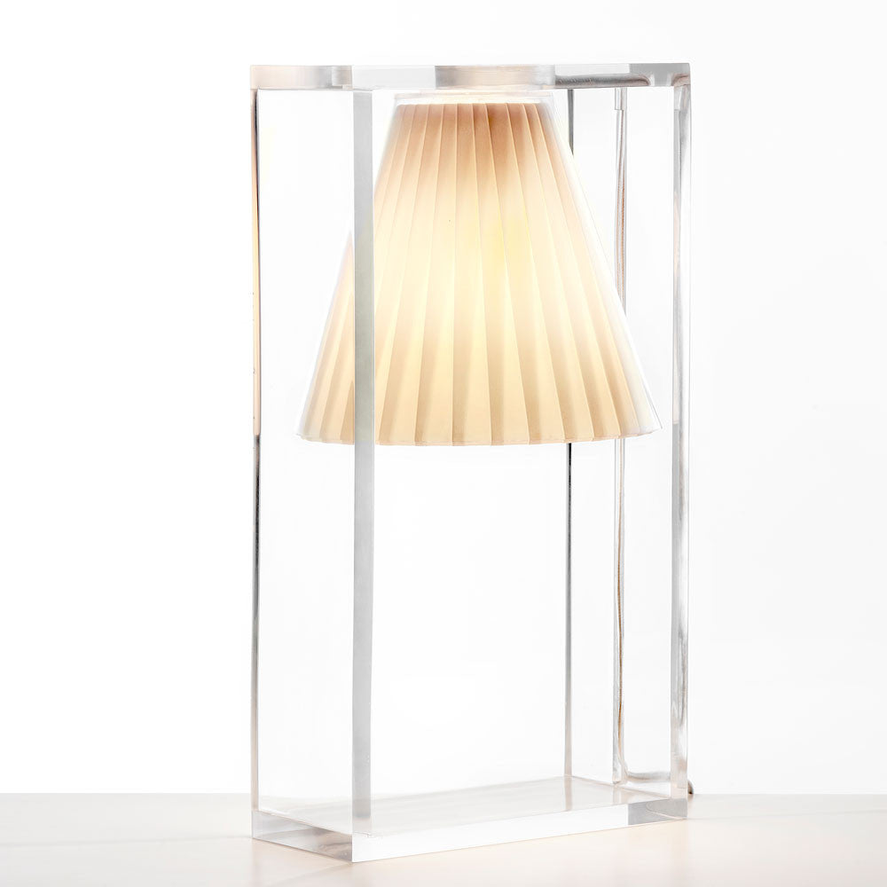 Light Air Table Light Beige - Indish Design Shop  - 1