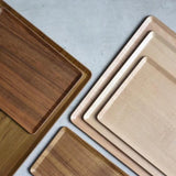 Kinto wooden placemats