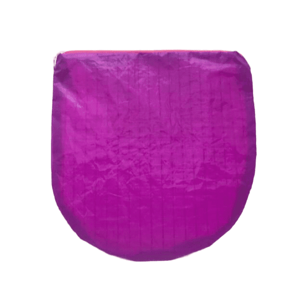 Aubergine travel U Pouch by Kolor