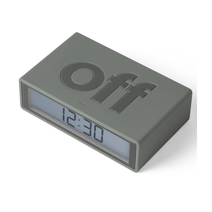 Flip Alarm Clock - indish-design-shop-2