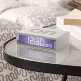 Flip+ Radio Controlled Alarm Clock - indish-design-shop-2