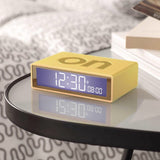 Flip+ Radio Controlled Alarm Clock