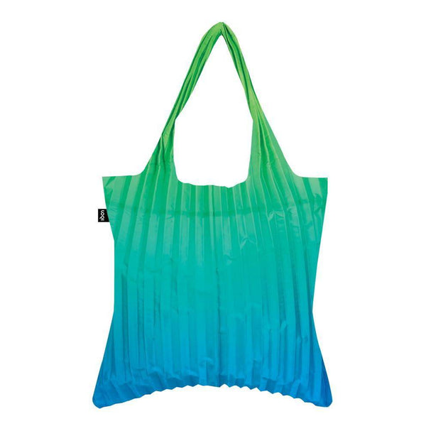 Pleated Shopping Bag