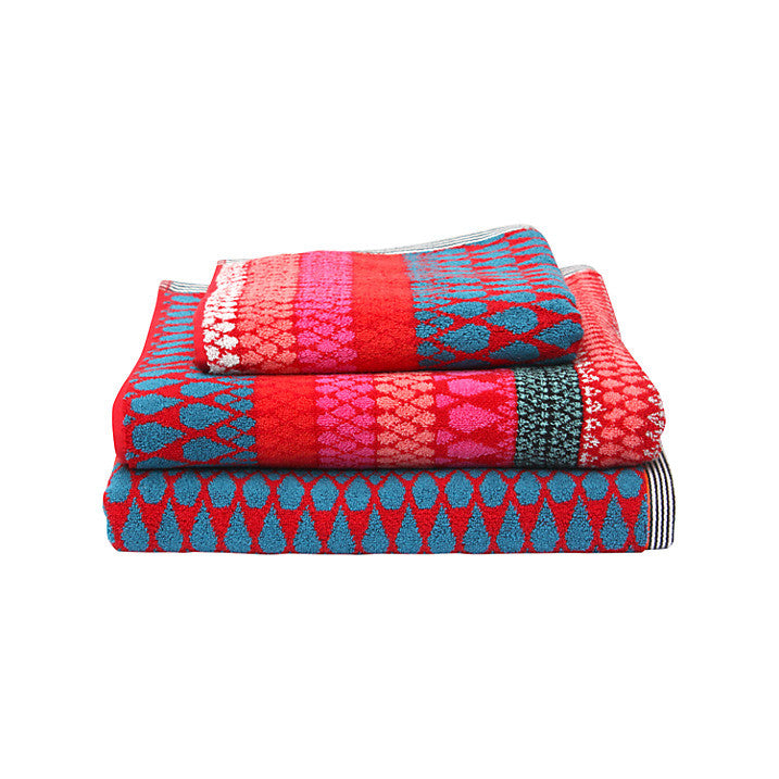 Faversham Towels by Margo Selby