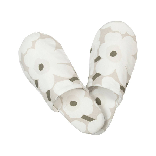 Women's Mini Unikko Pattern Slippers