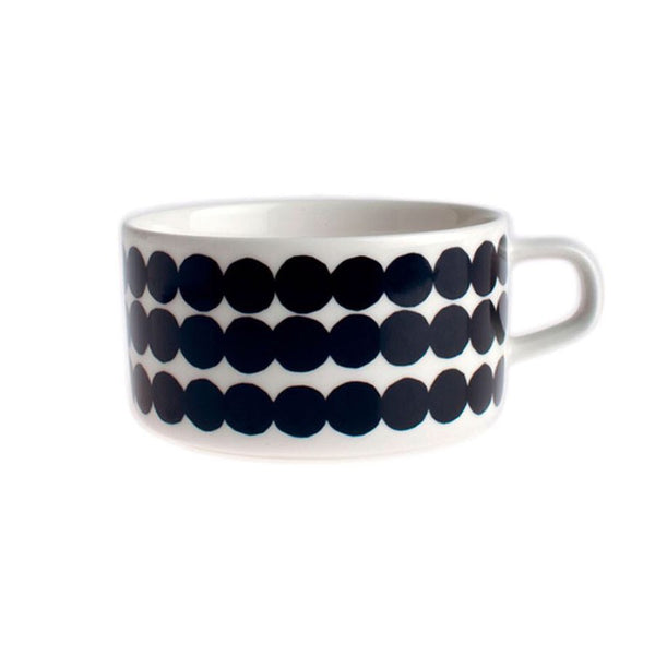 Siirtolapuutarha Dots Tea Cup Wide 2.5dl - Indish Design Shop
