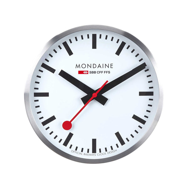 Mondaine Wall Clock - Indish Design Shop