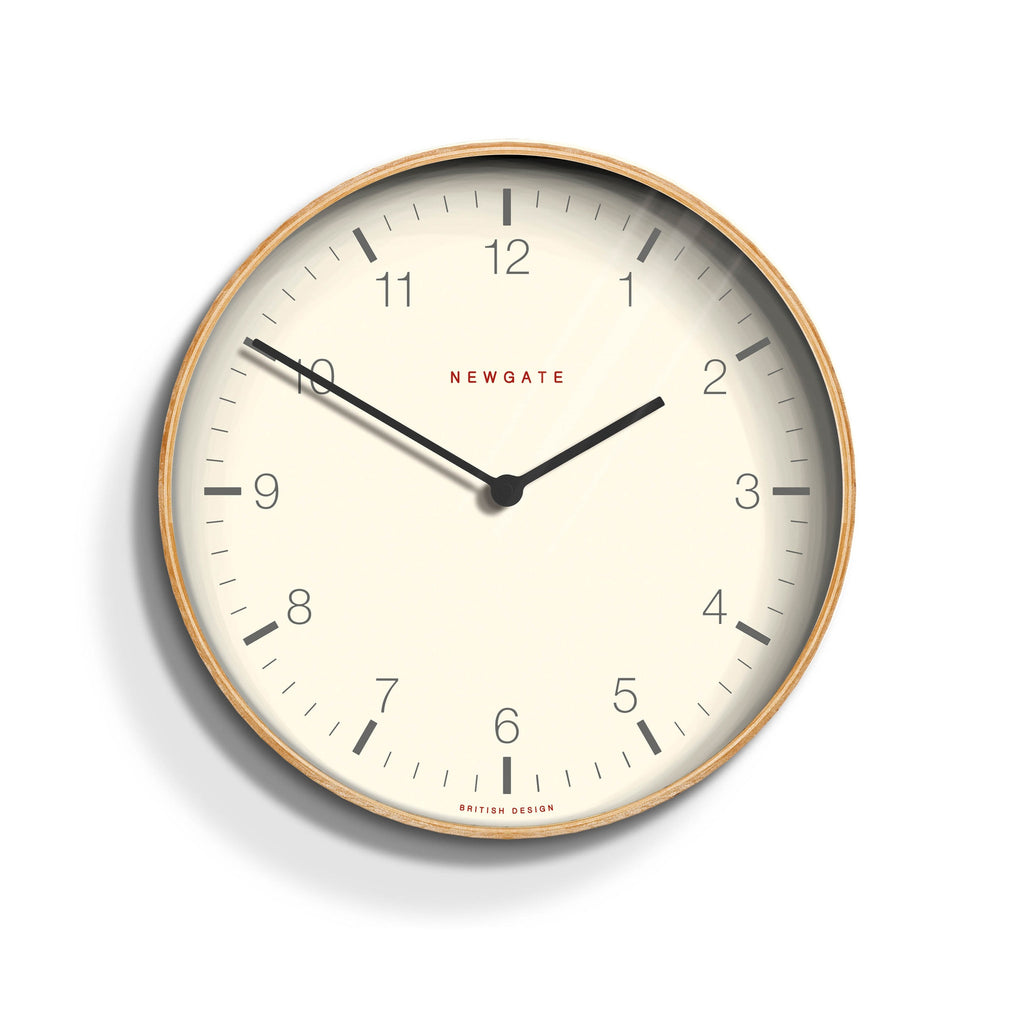 Mr Clarke Wall Clock Medium - Indish Design Shop