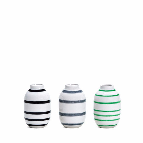 Omaggio Vase  3 pack - Indish Design Shop  - 1