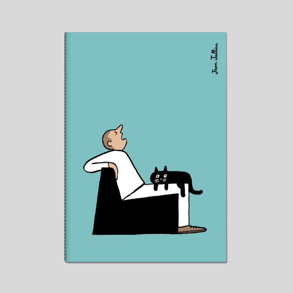 Jean Jullien Notebook - indish-design-shop-2