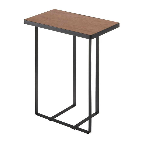 Tower Magazine Rack Table