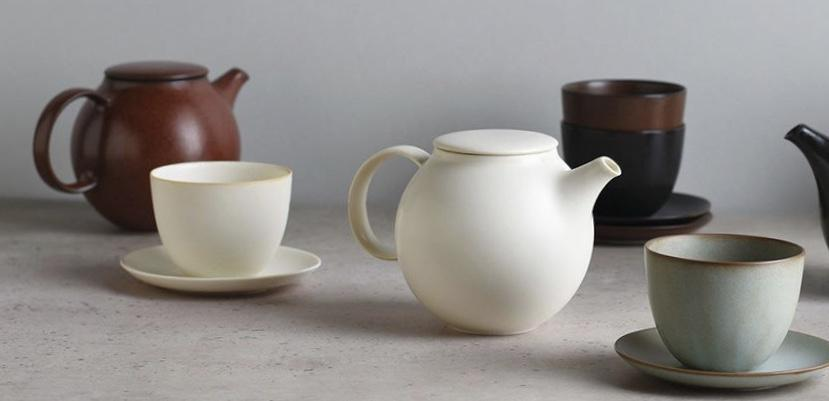 Pebble Tea Pot