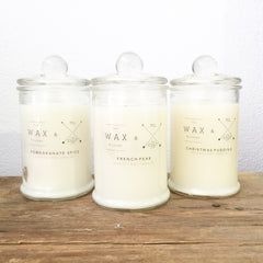 TCL Mini Apothecary Candles