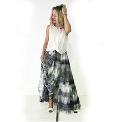 Stormy Days Maxi Skirt