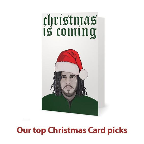 Sassy Christmas Cards - Homing Instincts