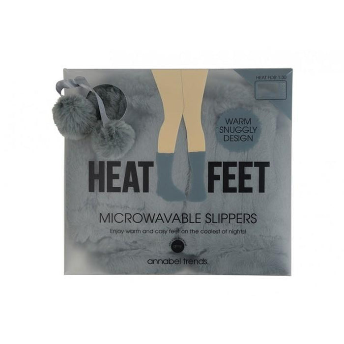 Annabel Trends | Heat Feet Microwavable Slippers-Annabel Trends-Homing Instincts