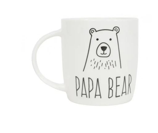 Annabel Trends | Papa Bear Mug-Annabel Trends-Homing Instincts