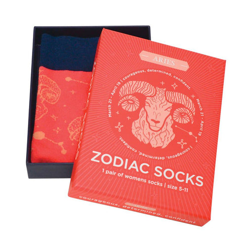 Annabel Trends | Boxed Zodiac Socks-Annabel Trends-Homing Instincts