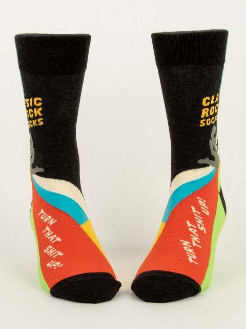 Blue Q | Classic Rock Socks-Homing Instincts