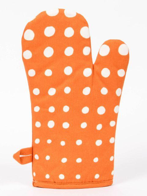 Blue Q | F**k I Love Cheese Oven Mitt-Blue Q-Homing Instincts